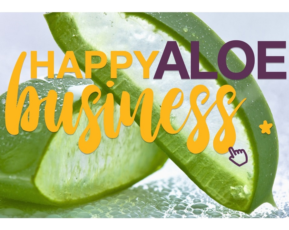 Happy Aloe Business - Forever Living Products